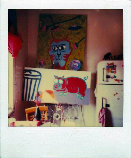 Los Angeles Studio 1985